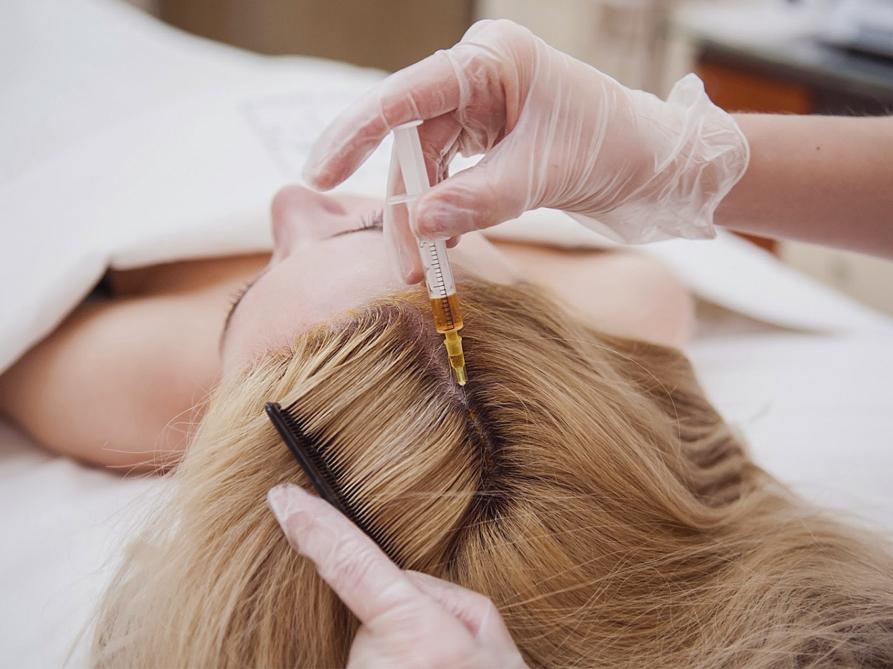 Лечение сезонного выпадения волос